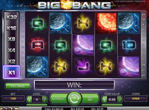Автомат Big Bang