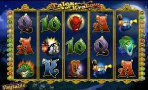 Tales Of Krakow в зеркало Maxbetslots
