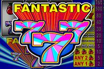 Автомат игрового казино – Фантастические Семерки